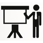 Mediebyrå ikon