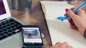 OS-effekten avtar, jobbet tar över igen - Desktop ökar, Webb-TV backar